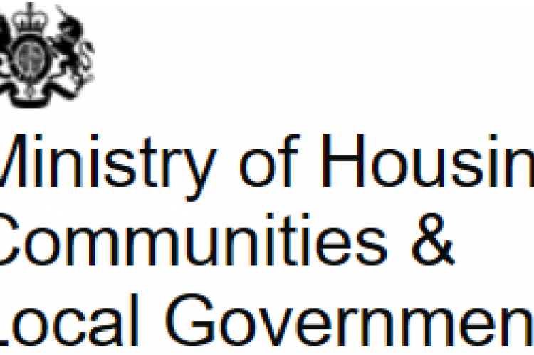 Ministry of Housing, Communities and Local Government Logo