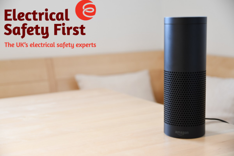 Amazon Alexa Electrical Safety First
