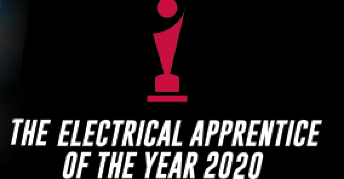 2020 Electrical Apprentice of the Year Logo