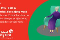 Electrical Safety Week 2019 18th to 25th November