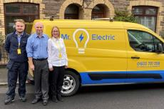 Mr Electric launches franchise in Wales